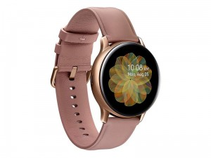 Samsung Galaxy Watch Active 2 Stainless Steel 40 mm Gold