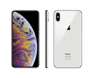 Apple iPhone Xs Max 512GB Srebrny