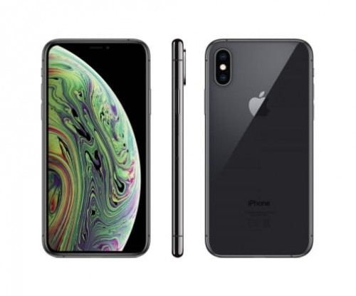 Apple iPhone Xs 256GB Gwiezdna Szarość
